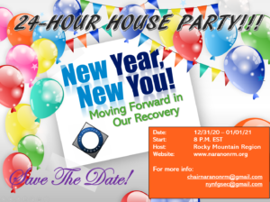 24 Hour House Party